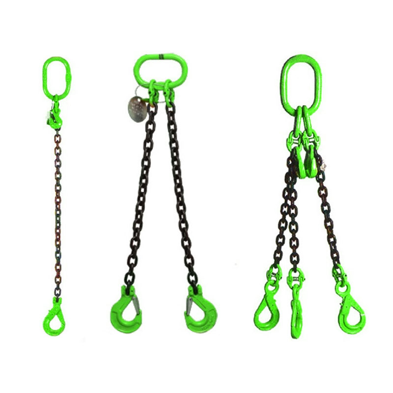 Grade 80 chain slings shabbir enterprises l l c for Cucinare a 80 gradi