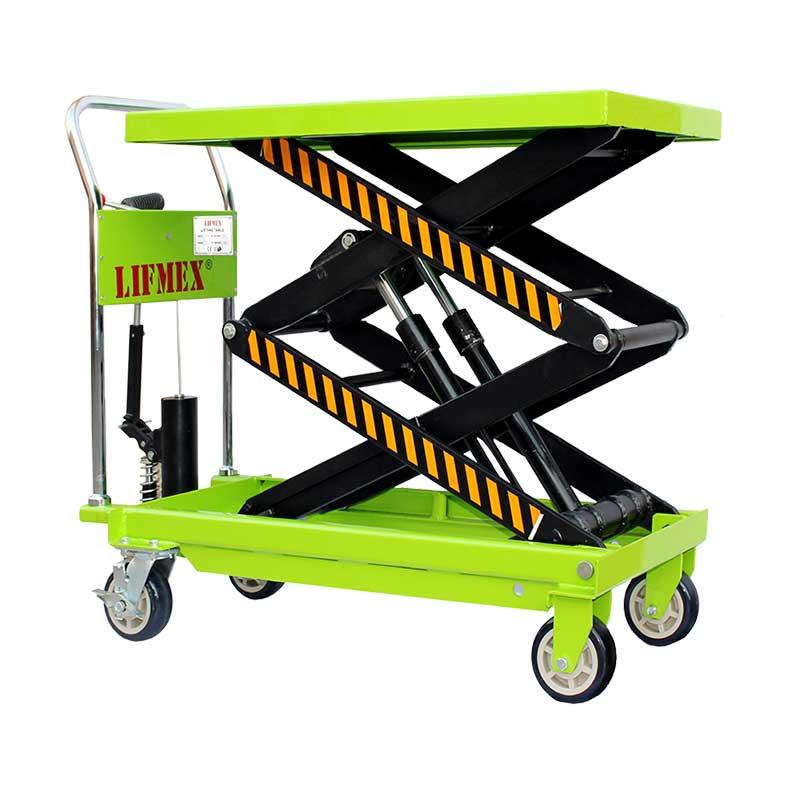 Hydraulic Scissor Lift Carts : Hydraulic scissor lift table shabbir enterprises l c