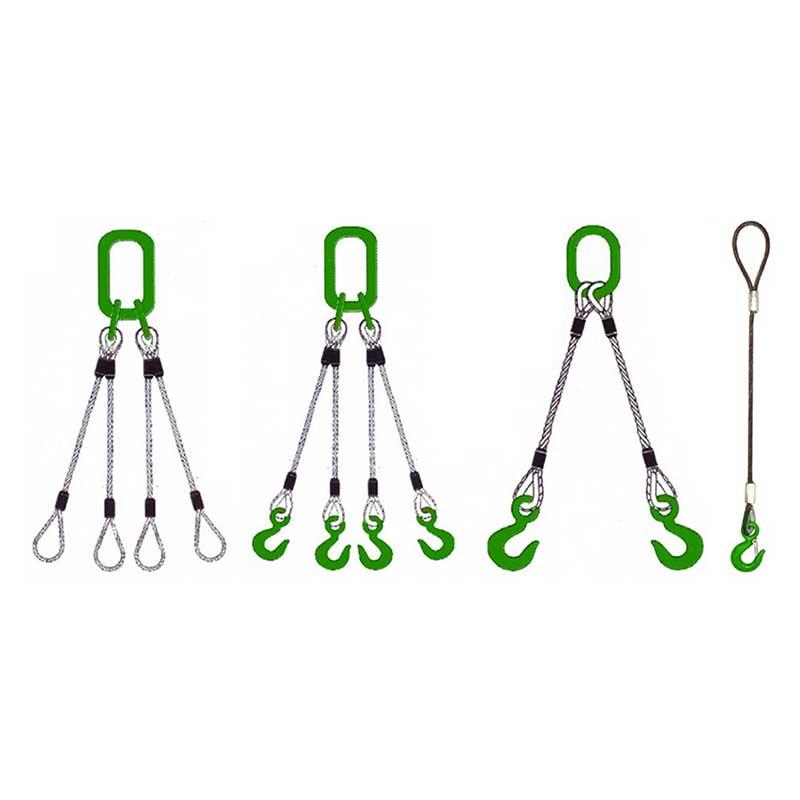 Steel Wire Rope Slings Shabbir Enterprises L L C